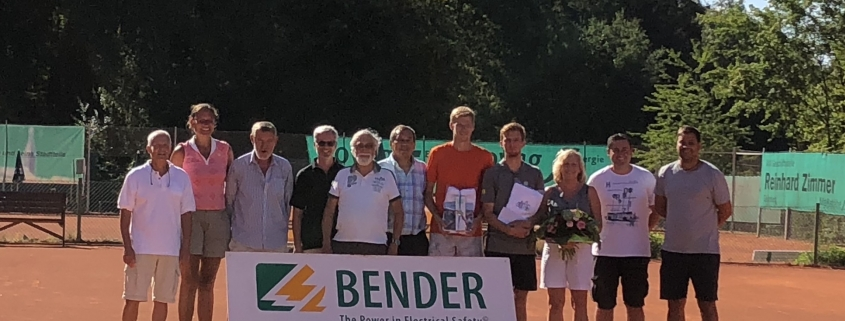 Bender Open 2018 - Sieger: Lucas Gerch