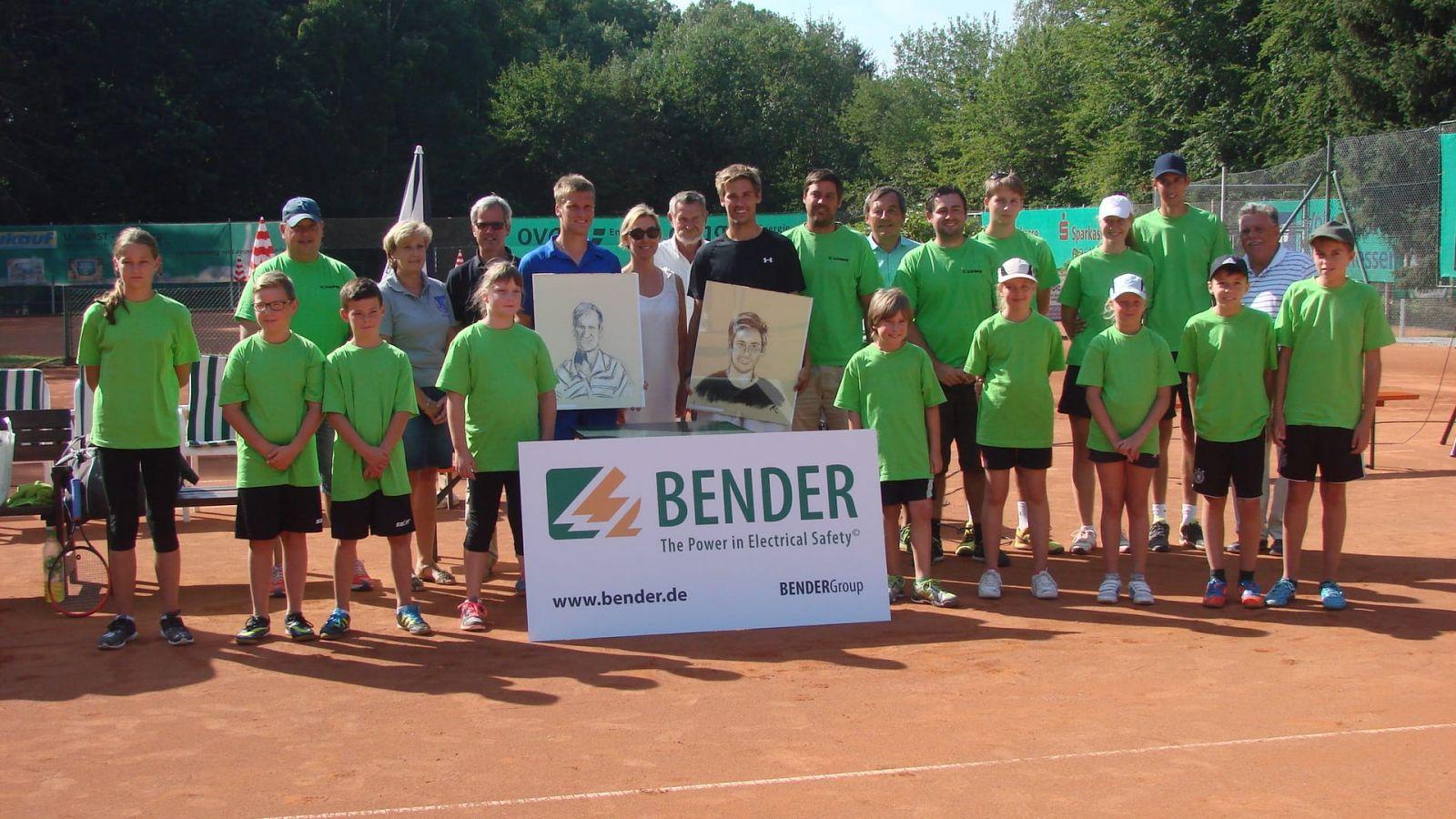 BenderOpen 2016 TC Grünberg