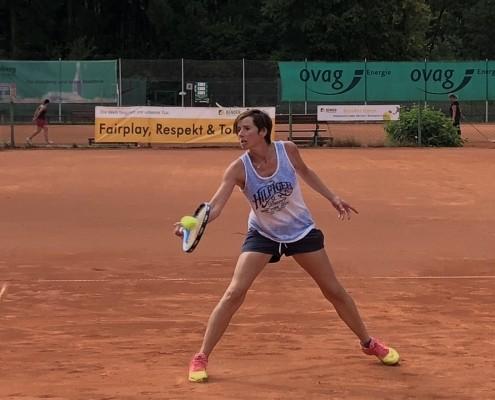 Tennistraining Grünberg