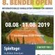 Bender Open 2019, Grünberg