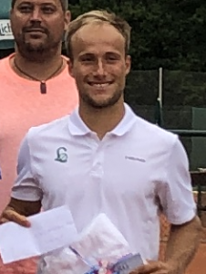 Gewinner Charlie Zick, Bender Open 2019