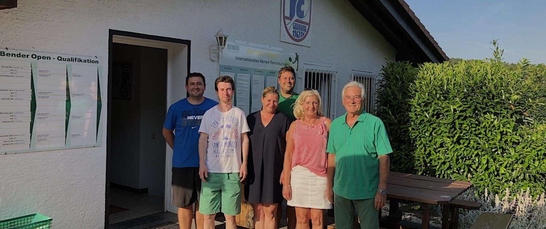 TC Grünberg Vorstand