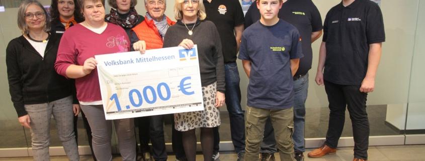 Volksbank Grünberg Spenden 2020